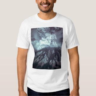 Eruption of Mount Saint Helens Stratovolcano 1980 Shirts