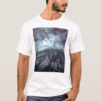 Eruption of Mount Saint Helens Stratovolcano 1980 T-Shirt