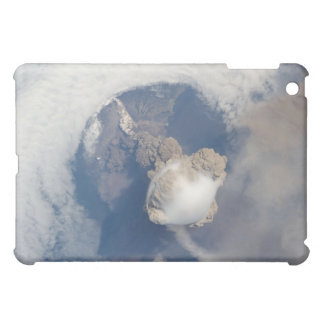 Eruption of Sarychev volcano 2 iPad Mini Cover