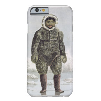 Ervick, a Native of Prince Regent's Bay, engraved Barely There iPhone 6 Case