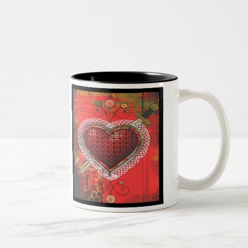 Erzulie Dantor's Vèvè Mugs
