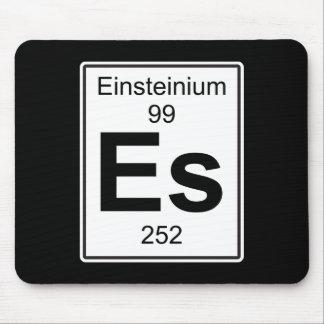 Es - Einsteinium Mouse Mat