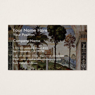 Es Presents Piccolomimi Frederick Iii. The Bride Business Card