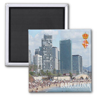 ES - Spain - Barcelona The Beach Magnet