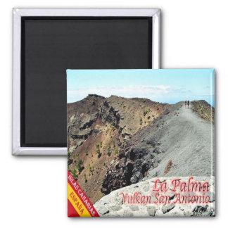 ES - Spain - La Palma - Volcan San Antonio Magnet