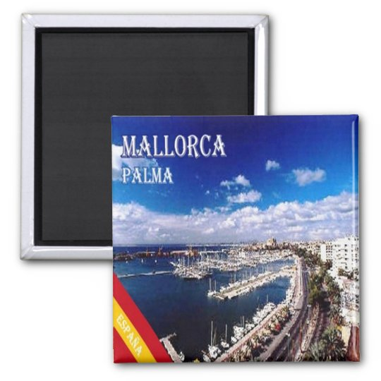 ES - Spain - Palma de Mallorca Magnet