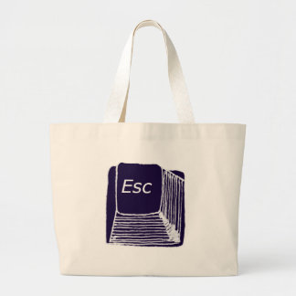 esc canvas bag