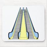 Escalator Mouse Pads