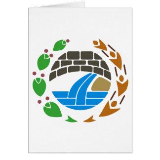 Escaldes Engordany, Andorra Greeting Card