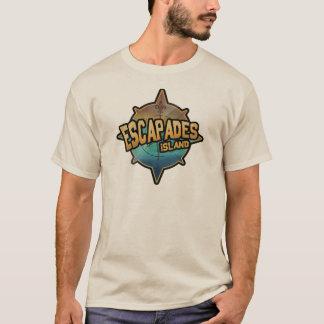 Escapade 2012Logo Longsleeve T-Shirt