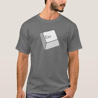 Escape Button T-shirt