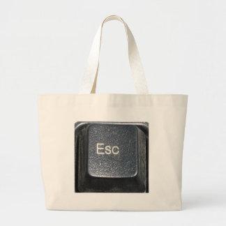 ESCAPE BUTTON BAGS