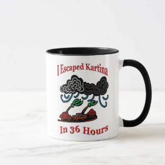 Escape Katrina Mug