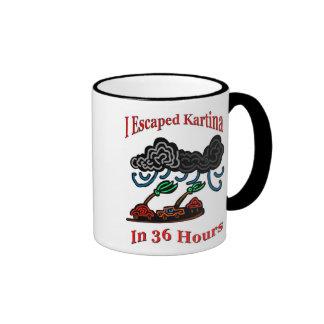 Escape Katrina Coffee Mugs