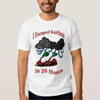 Escape Katrina Shirt