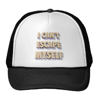 Escape Myself Hat