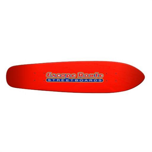 Escape Route Lil' Cruiser Skateboard Deck