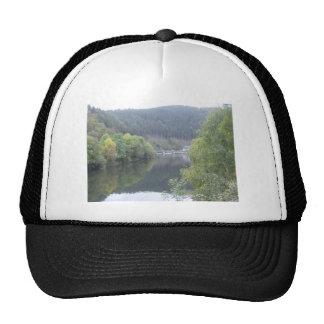 Esch sur Sûre Luxembourg Trucker Hats