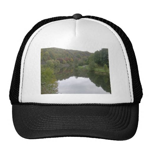 Esch sur Sûre, Luxembourg Hat