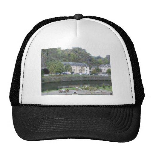 Esch sur Sûre, Luxembourg Mesh Hats
