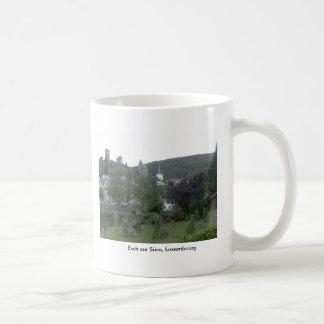 Esch sur Sûre, Luxembourg Mugs