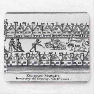Escheape Market Mouse Pads