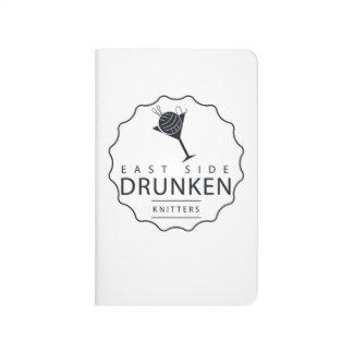 ESDK classic logo pocket notebook Journals