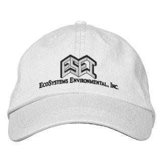 ESEI Black Letters Embroidered Cap