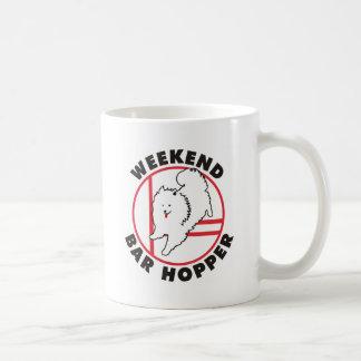 Eskie Agility Weekend Bar Hopper Coffee Mug
