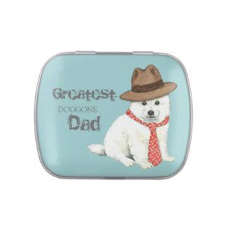 Eskie Dad Candy Tins