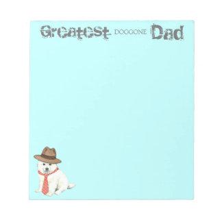 Eskie Dad Notepad