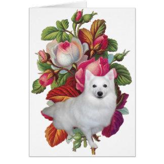 ESKIE-FLORAL GREETING CARD