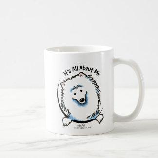 Eskie Its All About Me Mug