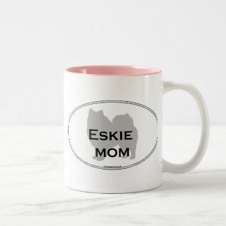 Eskie Mom Mugs