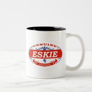 Eskie  coffee mug