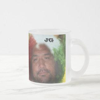 eskimo clown coffee mug