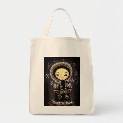 Eskimo girl bags