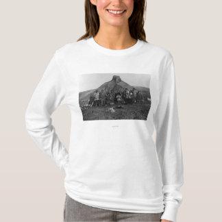 Eskimo Igloo Near Nome, Alaska Photograph T-Shirt