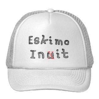 Eskimo Inuit Init Trucker Hats