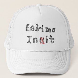 Eskimo Inuit Init Trucker Hat