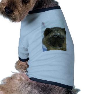 Eskimo sled dog dog tee shirt