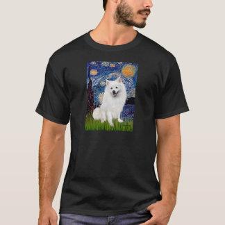 Eskimo Spitz 1 - Starry Night (Vert) T-Shirt