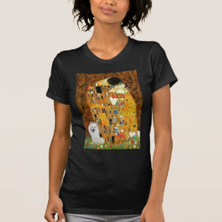 Eskimo Spitz 1 - The Kiss T-Shirt