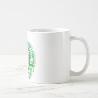 ESL White 11 oz Classic White Mug