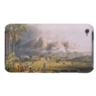 Esmeralda, on the Orinoco, site of a Spanish Missi Barely There iPod Cases
