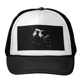Esmeralda's Roadshow Official Logo in Black Cap