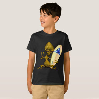 Eson from Align Star Surfers Anime T-Shirt