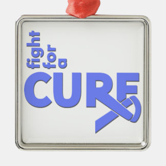 Esophageal Atresia Fight For A Cure Christmas Ornament