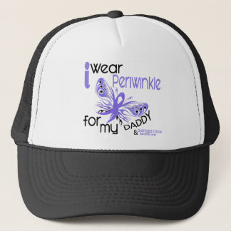 Esophageal Cancer I WEAR PERIWINKLE FOR MY DADDY Trucker Hat