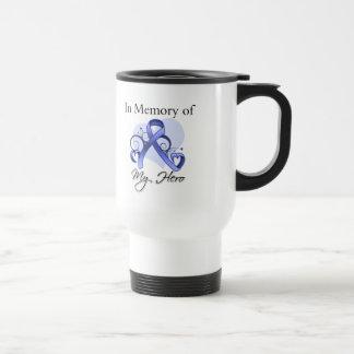 Esophageal Cancer In Memory of My Hero Coffee Mug